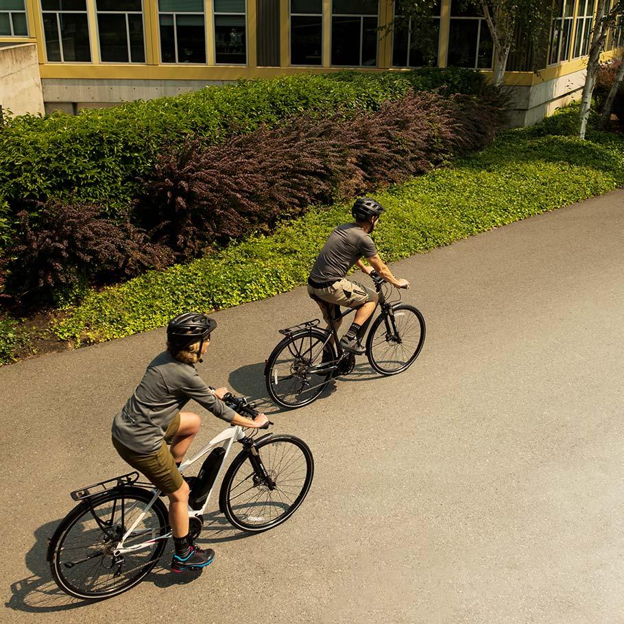 Yamaha Ist Bike 2018 Crossconnect Riding